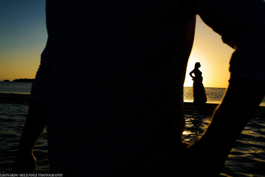 belize wedding on Ambergris Caye, Belize wedding photography, Leonardo Melendez Photography