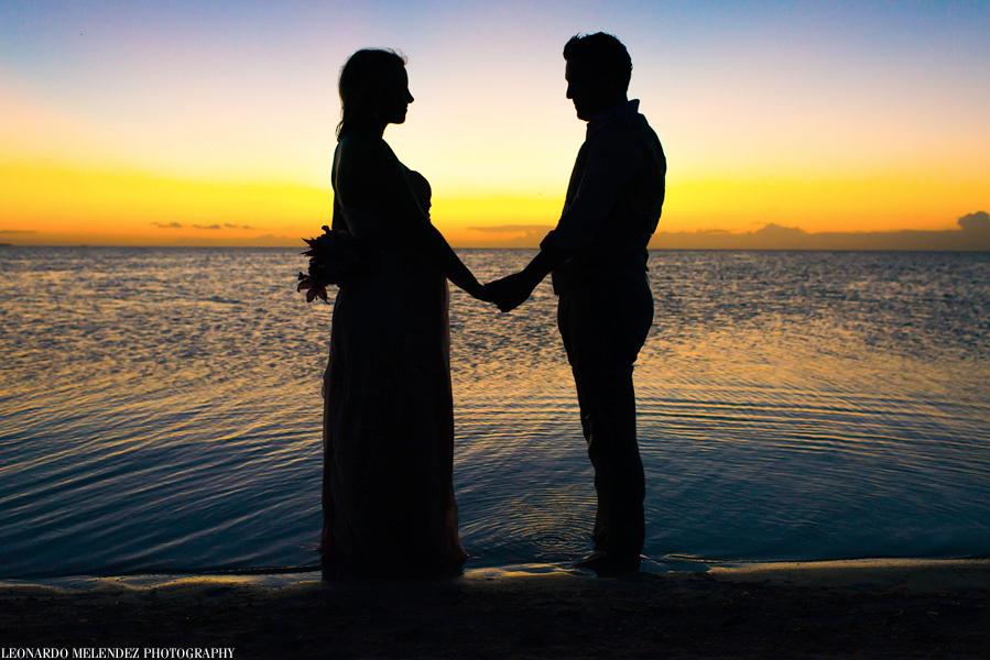 Belize wedding, Ambergris Caye, Belize wedding photography, Leonardo Melendez Photography