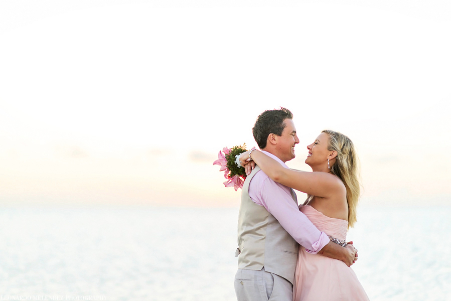 Belize beach wedding on Ambergris Caye, Belize wedding photography