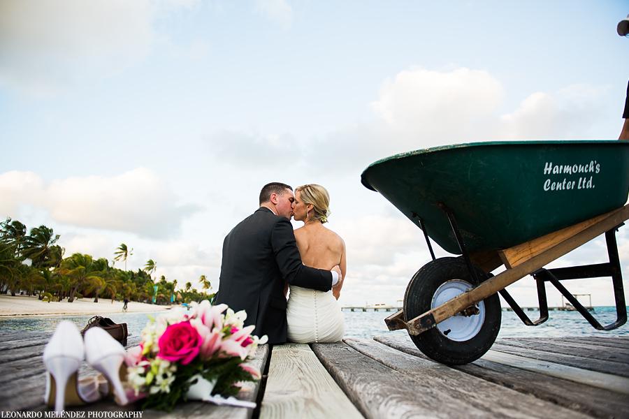 Azul Resort, Belize wedding photography, Ambergris Caye
