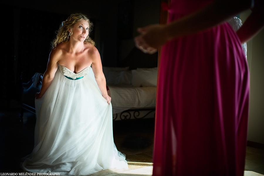 Belize wedding, Captain Morgan's Retreat.  Belize wedding photography by Leonardo Melendez Photography.