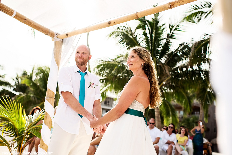 Captain Morgan's Belize wedding.  Belize wedding photography.