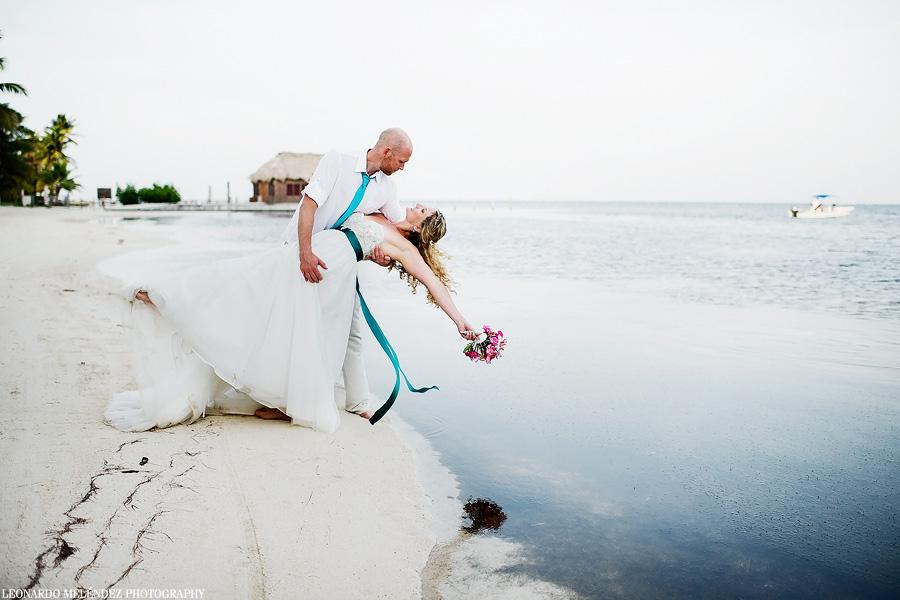 Belize wedding photography, Leonardo Melendez Photography.