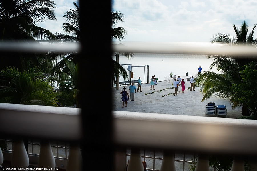 Belize wedding, Iguana Reef, Caye Caulker.  Belize wedding photography.