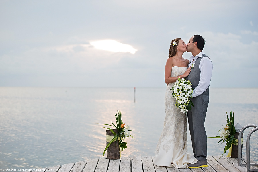 Iguana Reef Inn wedding, Caye Caulker.  Belize wedding photography.