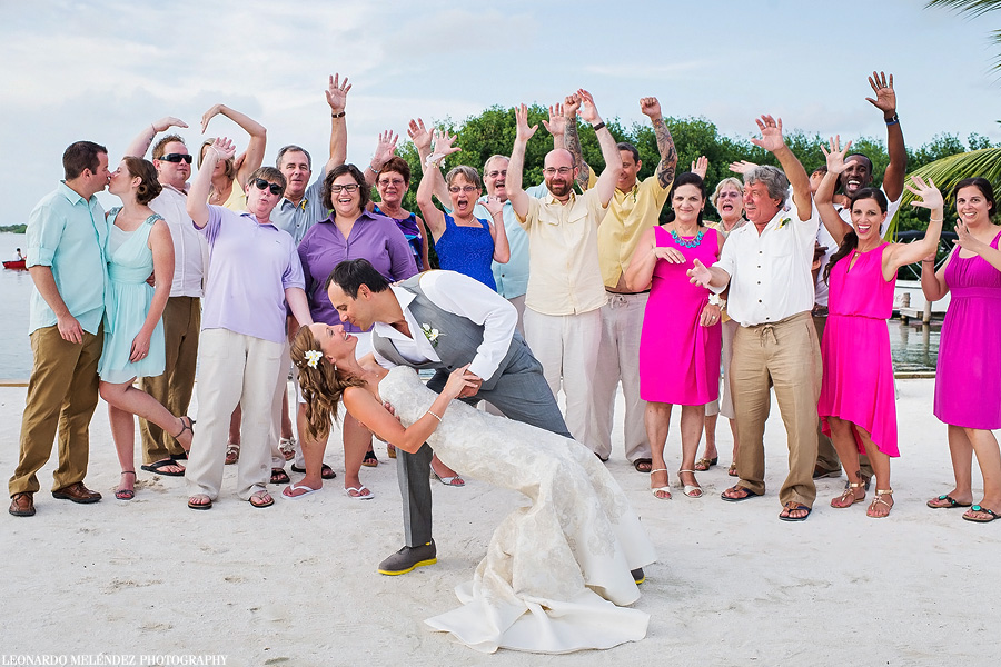 Belize wedding, Iguana Reef Inn, Caye Caulker.  Belize wedding photography.
