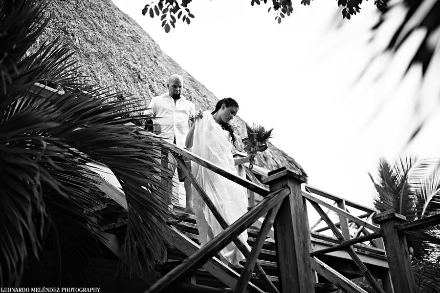 Belize wedding, Portofino Resort, Ambergris Caye.
