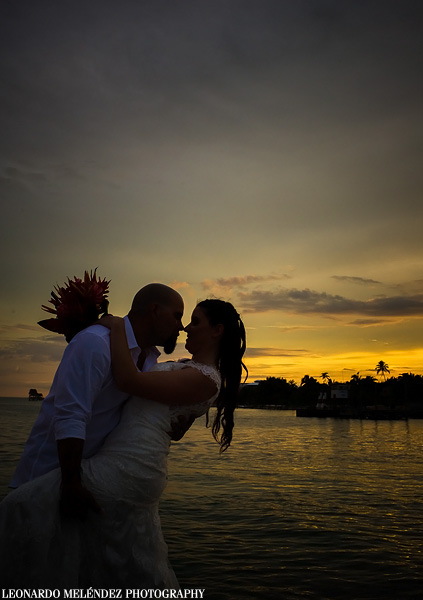 Portofino Resort, Belize wedding photography by Leonardo Melendez Photography