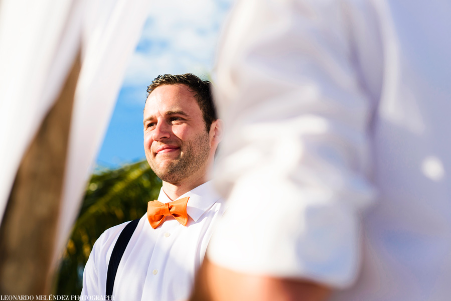 Belize wedding at Las Terrazas Resort, Ambergris Caye.