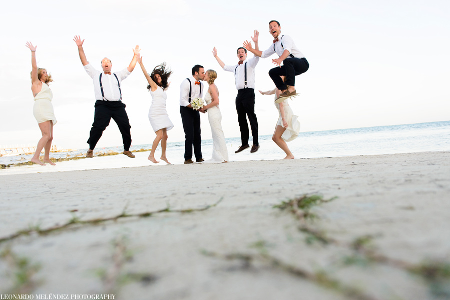 Belize wedding photography.  Las Terrazas Resort, Ambergris Caye.