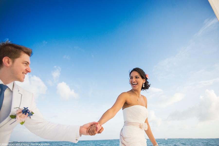 Belize wedding photographer, Ambergris Caye