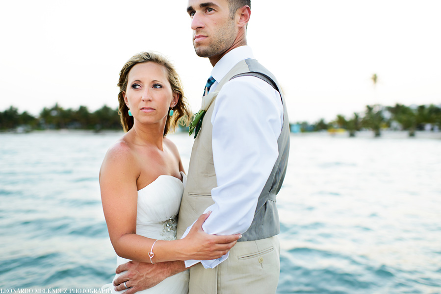 Belize wedding photography, Leonardo Melendez Photography