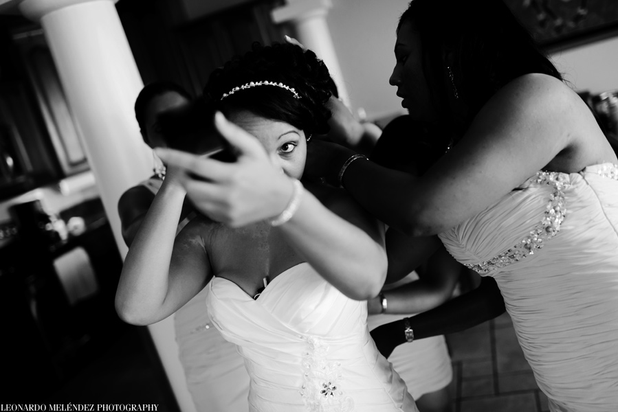 Coco Beach Resort Wedding.  Belize wedding photography by Leonardo Melendez Photography.