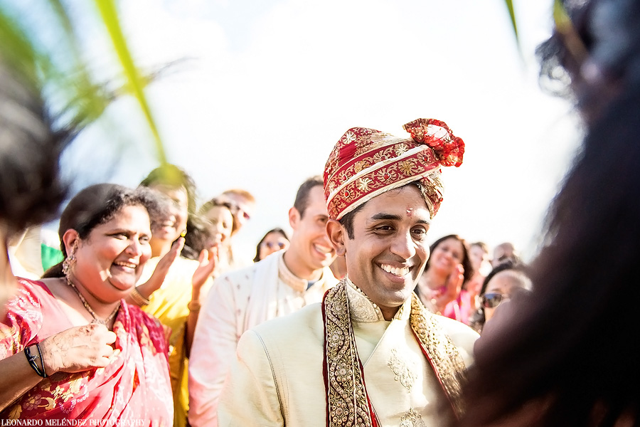 Hindu wedding. Leonardo Melendez Photography.