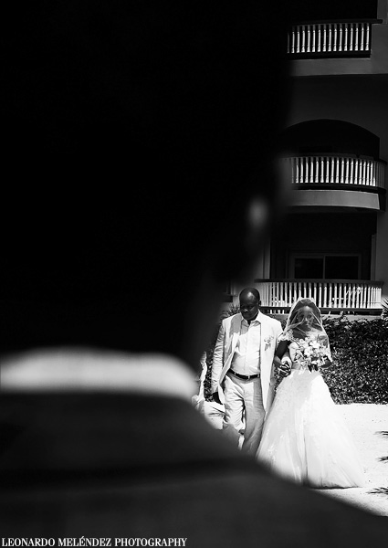 Belize wedding. Leonardo Melendez Photography.