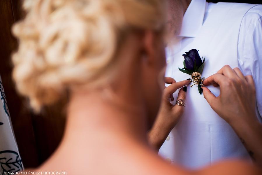 Wedding details by Leonardo Melendez Photography.