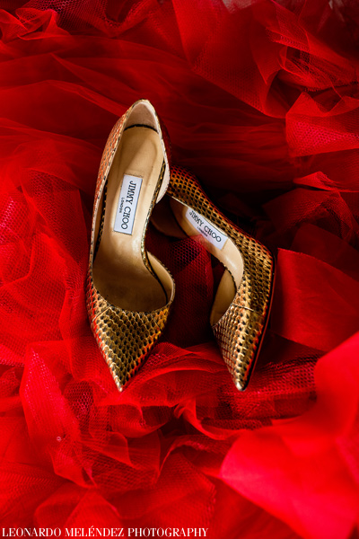 Wedding Shoes. Belize wedding photographers - Victoria House wedding