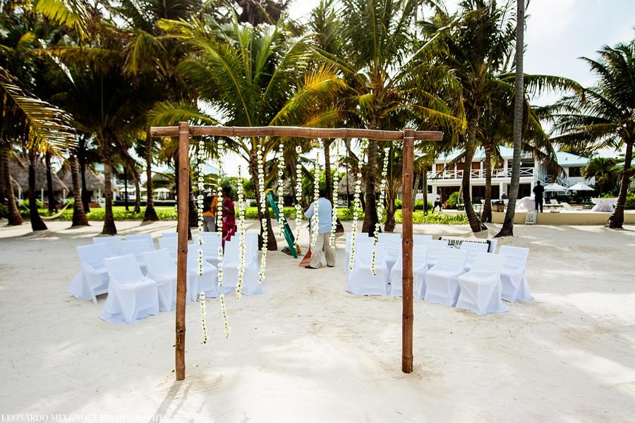 Victoria House wedding. Belize wedding photography by Leonardo Melendez.