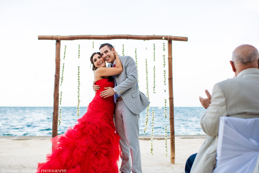 Belize wedding photographers - Victoria House wedding