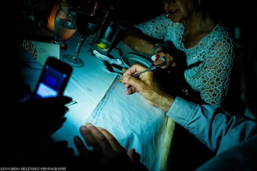 Belize wedding photographer - Victoria House wedding