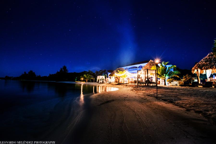Belize event photographer placencia belize coean club