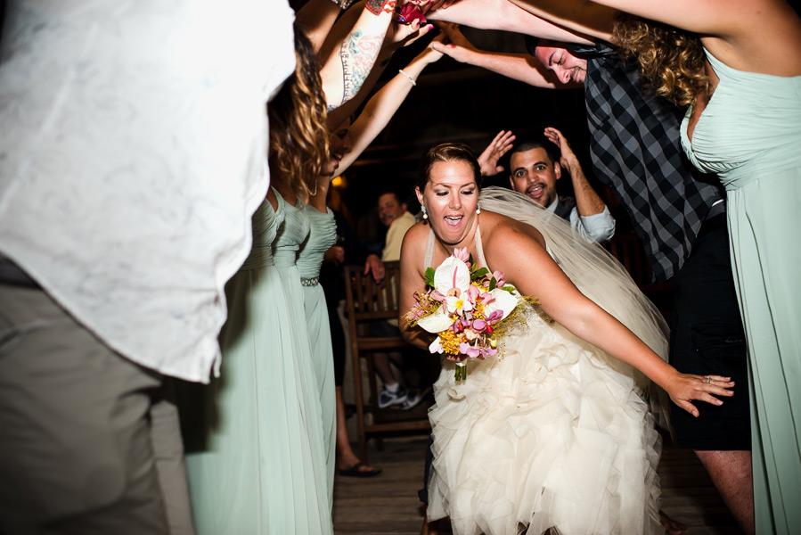 Belize weddings Captain Morgan's Resort