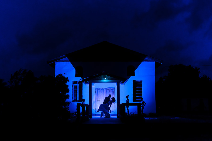 hopkins belize weddings