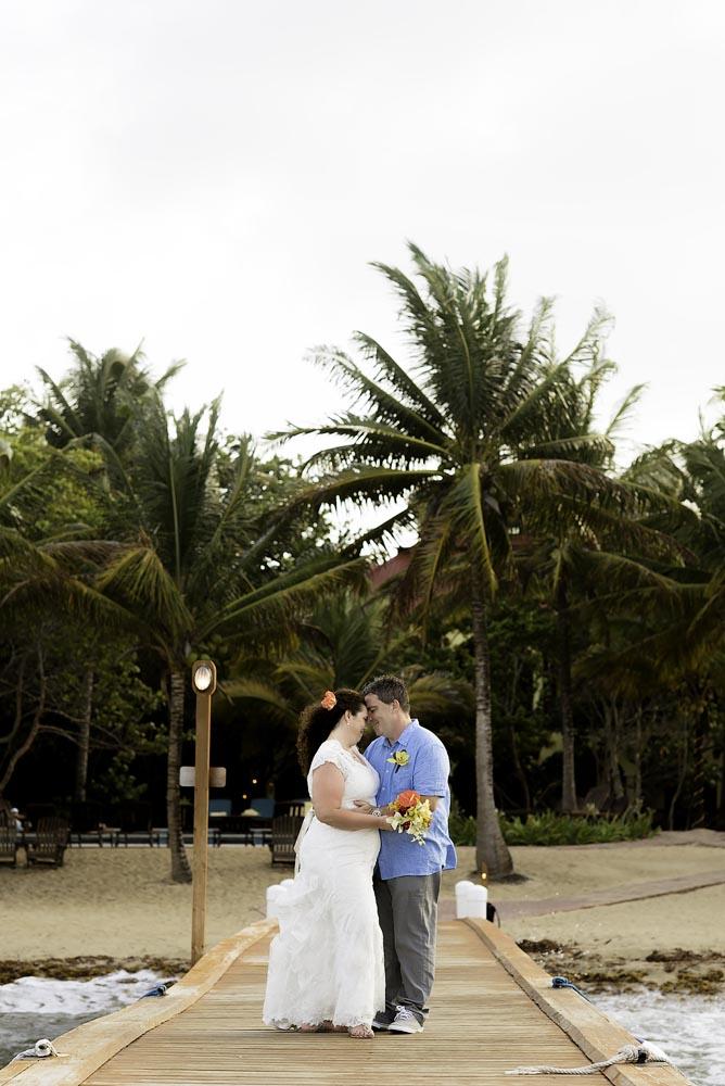 Hamanasi Resort Wedding Hopkins Belize