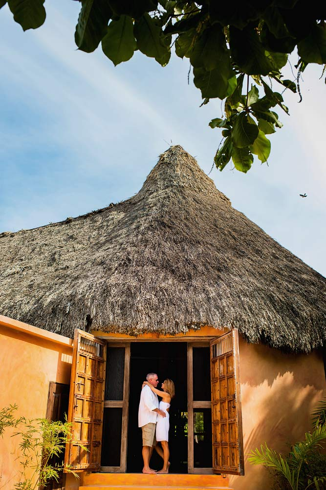 Matachica Belize wedding