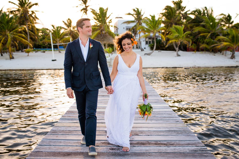 Belize Wedding Photographers, Matachica Resort, Ambergris Caye